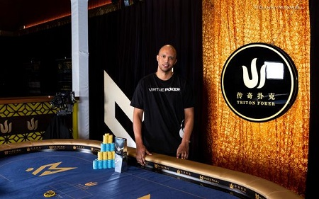 Phil Ivey wins poker tournament