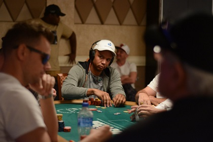 2018 WSOP: Ignacio Sanchez leads Main Event after Day 2C