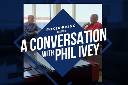 Phil Ivey conversation on staying mentally sharp