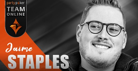 Jaime Staples and Jeff Gross join partypoker Team Online