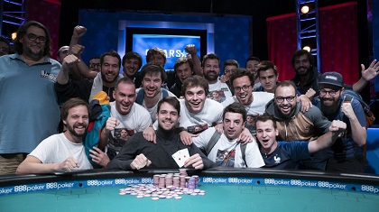2019 WSOP: Big Day 1A at Main Event, Jeremy Saderne wins Mini Main