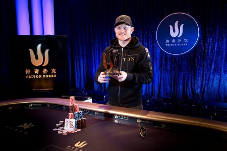Jason Koon Wins Triton Super High Roller Jeju Short Deck for $2.9 million