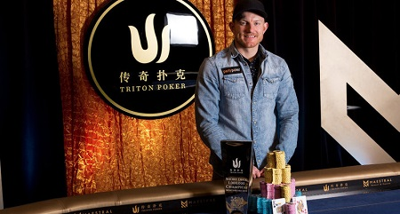 Jason Koon wins Triton SHR for $3.6 million