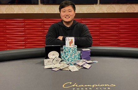 Joon Park wins Lone Star Series Main Event in Texas for $271K