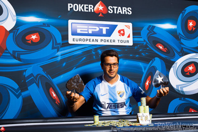 2019 EPT Barcelona: Juan Pardo binks back-to-back High Rollers