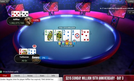 Canadian pro/streamer Vanessa Kade wins Sunday Millions anniversary party for $1.5 Million