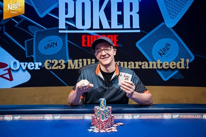 2019 WSOP: Kahle Burns wins another bracelet with Short Deck win