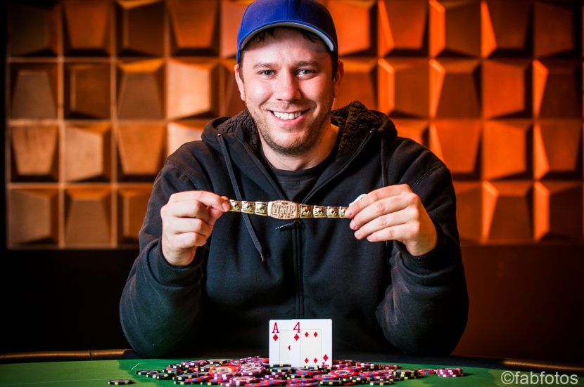 Kevin MacPhee Wins WSOPE Main Event