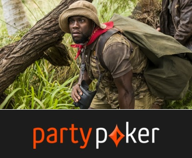 Funnyman Kevin Hart becomes new partypoker pitchman