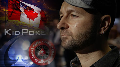 Daniel Negreanu Documentary: Kid Poker