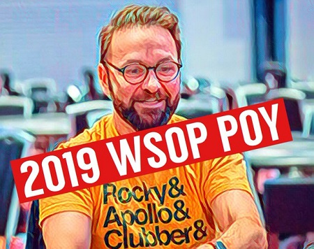 Daniel Negreanu edges out Campbell/Deeb to win 2019 WSOP Player of the Year