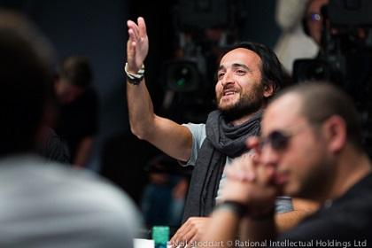 PokerStars Championship Monte Carlo: Michael Kolkowicz leads Main Event final table