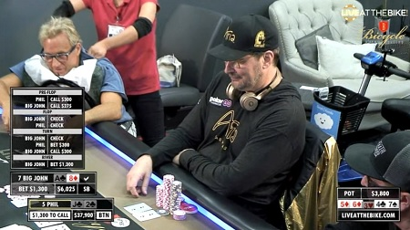 Another day, another Phil Hellmuth meltdown