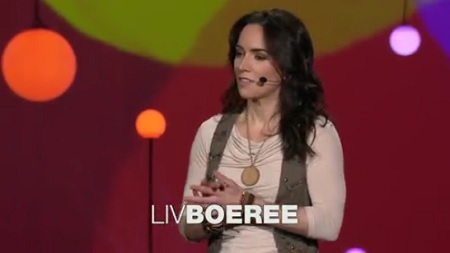 Liv Boeree Ted Talk
