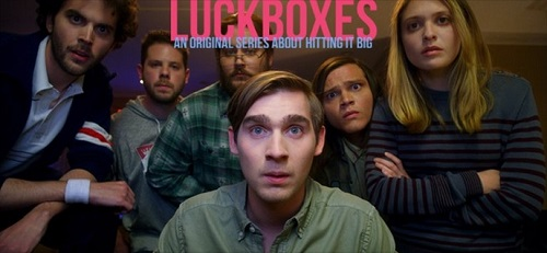 Luckboxes: New scripted comedy TV series about online poker players