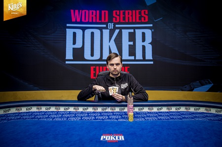WSOP Europe: Martin Kabrhel wins €100,000 King's Super High Roller for €2.6 million