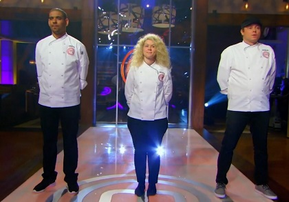 David Williams is runner-up on MasterChef reality show