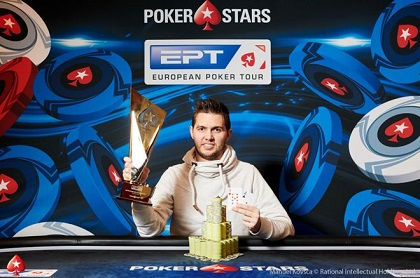 EPT Prague: Matthias Eibinger wins €50K High Roller