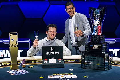 Matt Waxman wins 2018 WPT Tournament of Champions