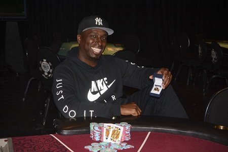 Maurice Hawkins wins record-breaking 13th WSOP Circuit Ring
