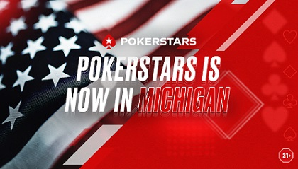 Michigan finally launches online poker, PokerStars up and running