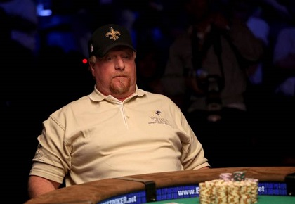 RIP Darvin Moon, Runner-up 2009 WSOP