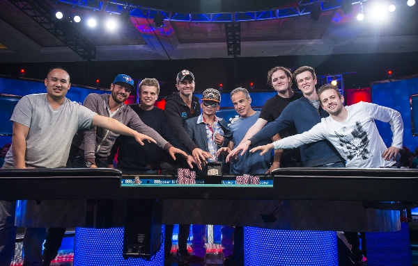 2016 WSOP Main Event: November Nine Preview