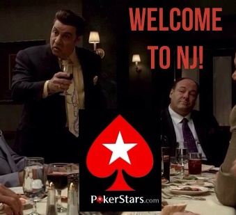 PokerStars New Jersey open for business!
