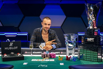 Ole Schemion wins 2019 WPT Tournament of Champions