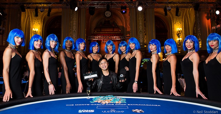 Elton Tsang wins One Drop Extravaganza for a €11,111,111 score