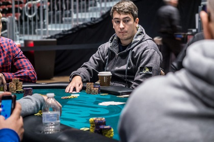 Pavel Plesuv leads final table at WPT Seminole Rock N Roll Poker Open