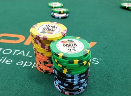 2018 WSOP: Main Event 2nd largest in history; $8.8M to first