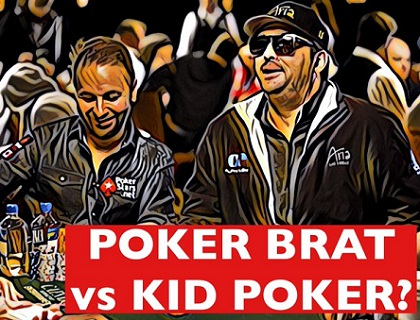 Kid Poker vs Poker Brat? Daniel Negreanu challenges Phil Hellmuth to heads-up duel