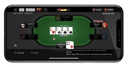 PokerStars Next Gen new mobile app