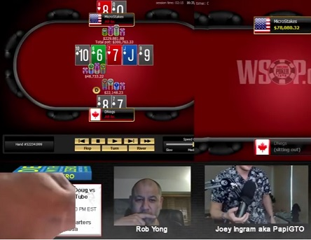 Doug Polk heater with $299K score, Negreanu stuck $1 million