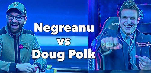 Doug Polk vs Daniel Negreanu heads-up battle to start November 1