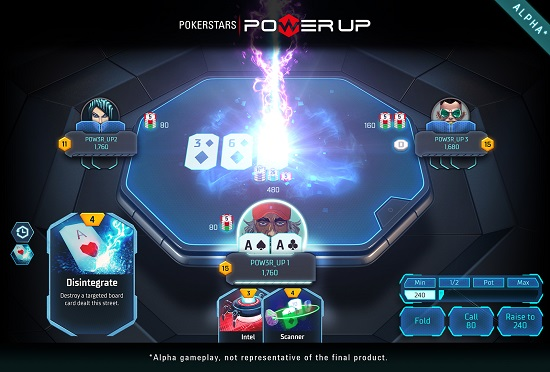 PokerStars testing new game: Power Up