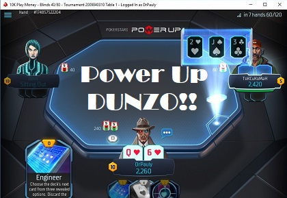 Igor Kurganov and Liv Boeree split PokerStars, Power Up dunzo
