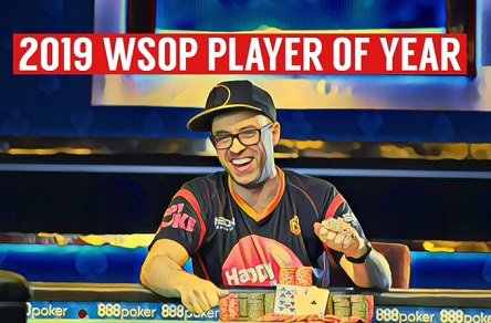 Correction: Rob Campbell wins 2019 WSOP Player of Year after clerical error
