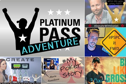 Creative ways to win a Platinum Pass