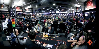 Watch Day 3 of partypoker LIVE Millions North America