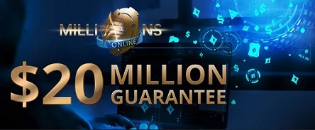 partypoker MILLIONS Online returns December 1