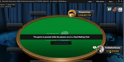 Holland's Manuel 'Sheparentao' Ruivo chops partypoker MILLIONS Online for $2.3 million score