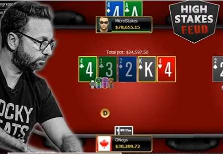 High Stakes Feud: Doug Polk wins $166K in Round 3