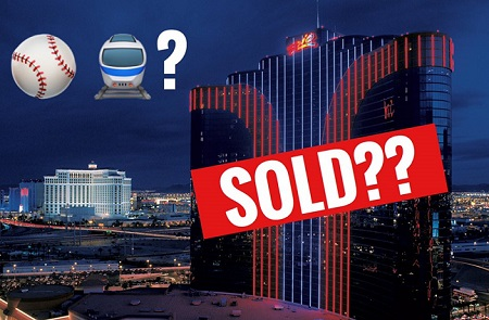 Las Vegas Rumors: Rio Casino sold and imploded for baseball stadium or train station