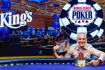Argentina's Damian Salas win 2020 WSOP Main Event International for $1.55 million
