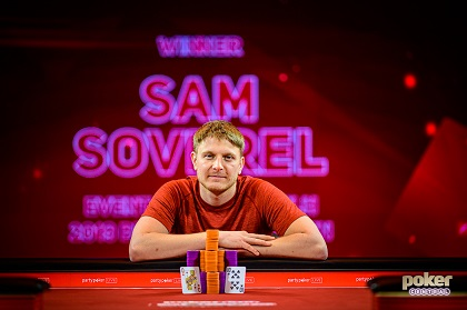 Sam Soverel wins 2 events at 2019 British Poker Open, Ben Tollerene wins BPO 100K High Roller