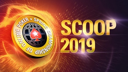 PokerStars releases 2019 SCOOP dates