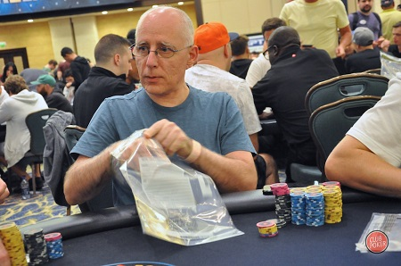 PSPC: Talal Shakerchi chipleader after Day 1