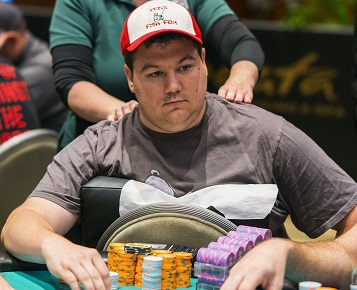 Shaun Deeb has COVID-19, yet still grinding WCOOP from hospital